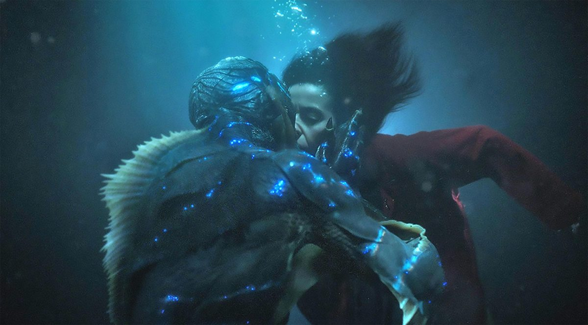 The Shape of Water (Guillermo del Toro, 2017), 20th Century Fox, USA, DCP, colour, sound,, 123 minutes