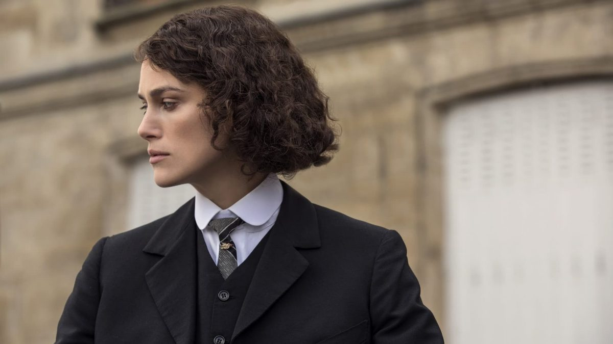 Colette (Wash Westmoreland, 2018), UK, DCP, colour, sound, 109 minutes, Colette (Keira Knightley)