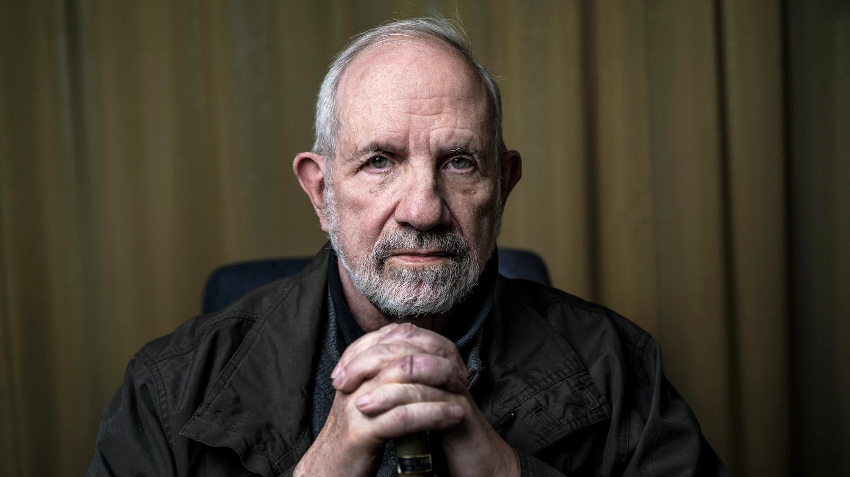 Brian De Palma, co-author of Are Snakes Necessary? (2020)