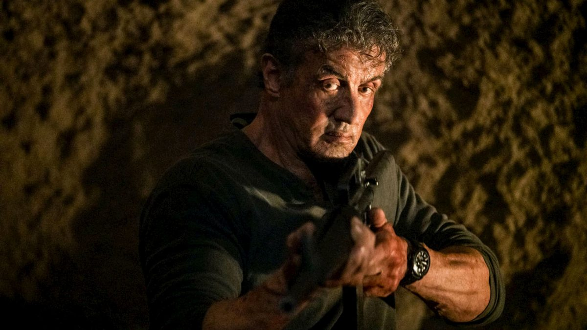 Rambo: Last Blood (Adrian Grunberg, 2019), Lionsgate, USA, DCP, colour, sound, 89 minutes, John Rambo (Sylvester Stallone)