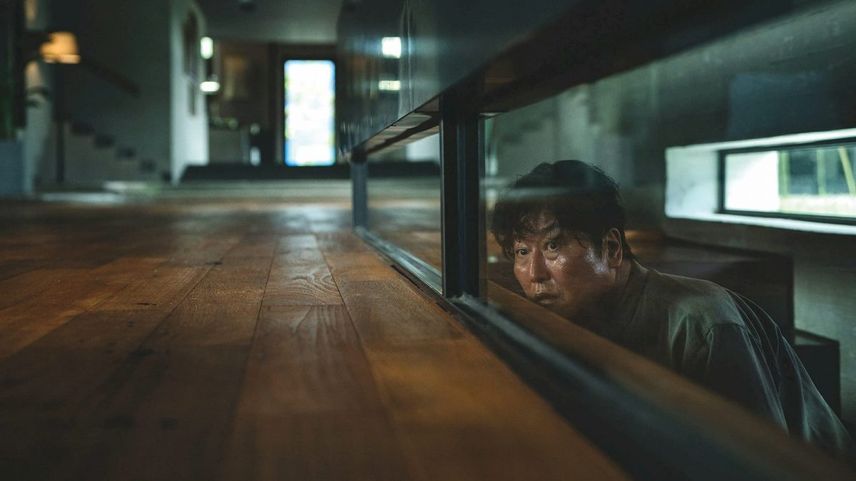 Parasite / Gisaengchung (Bong Joon-ho, 2019), Curzon Artificial Eye, South Korea, DCP, colour, sound, 132 Minutes, Ki Taek (Kang-ho Song)