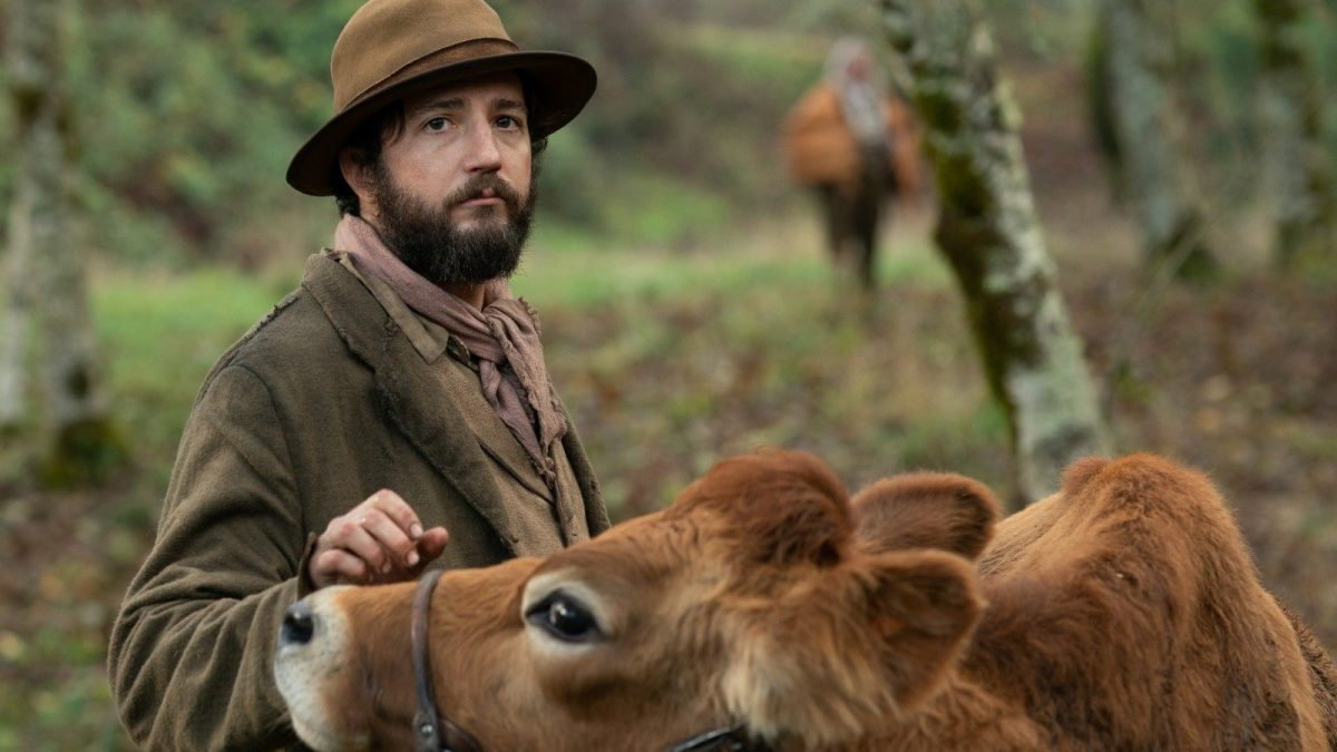 First Cow (Kelly Reichardt, 2019), A24, USA, 35 mm, colour, sound, 121 minutes, Cookie Figowitz (John Magaro)
