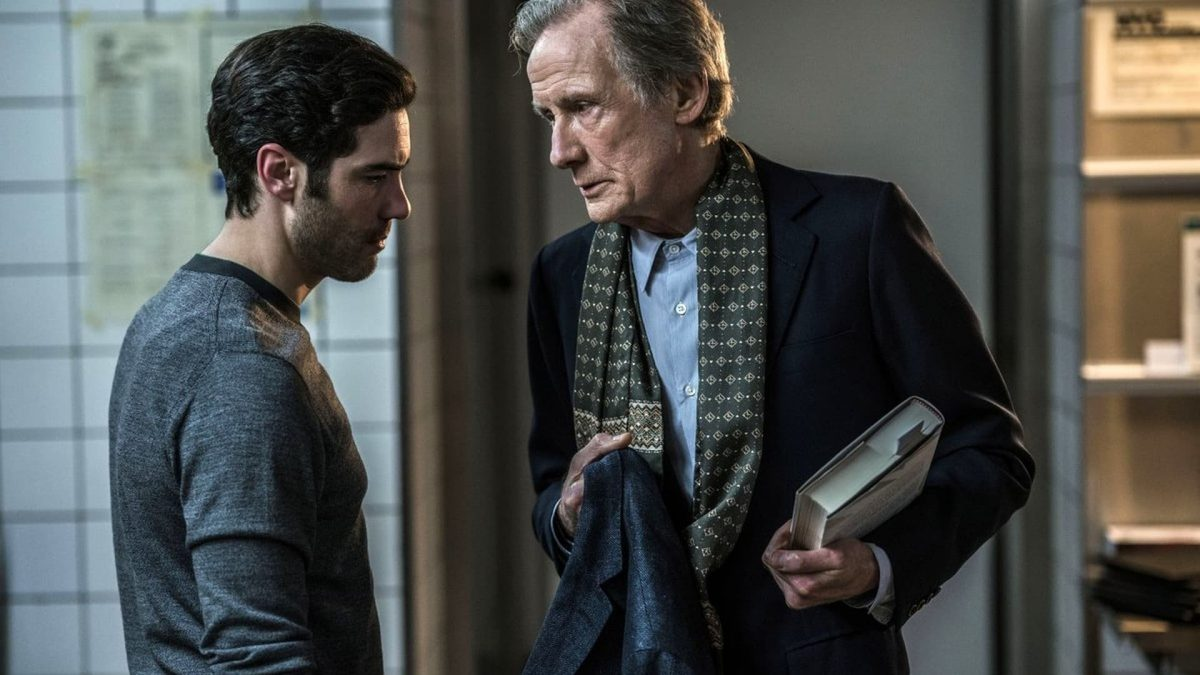 The Kindness of Strangers (Lone Scherfig, 2019), SF Studios, Denmark / Canada / Sweden / France / Germany, DCP, colour, sound, 112 minutes, Marc (Tahar Rahim), Timofey (Bill Nighy)