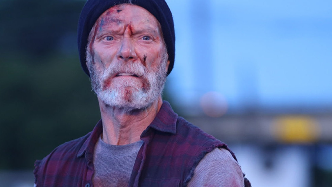 VFW (Joe Begos, 2020), Fangoria, USA, colour, sound, 92 minutes, Fred Parras (Stephen Lang)