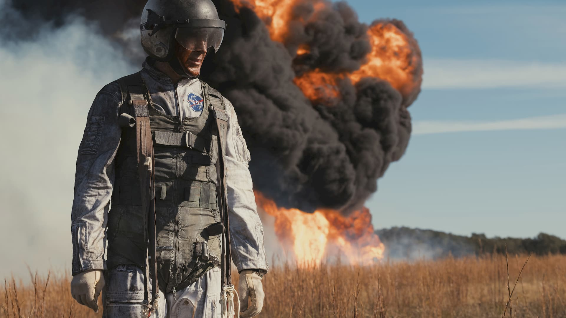 First Man (Damien Chazelle, 2018), Universal Pictures, USA, 16mm/35mm, colour, sound, 138 minutes, Neil Armstrong (Ryan Gosling)
