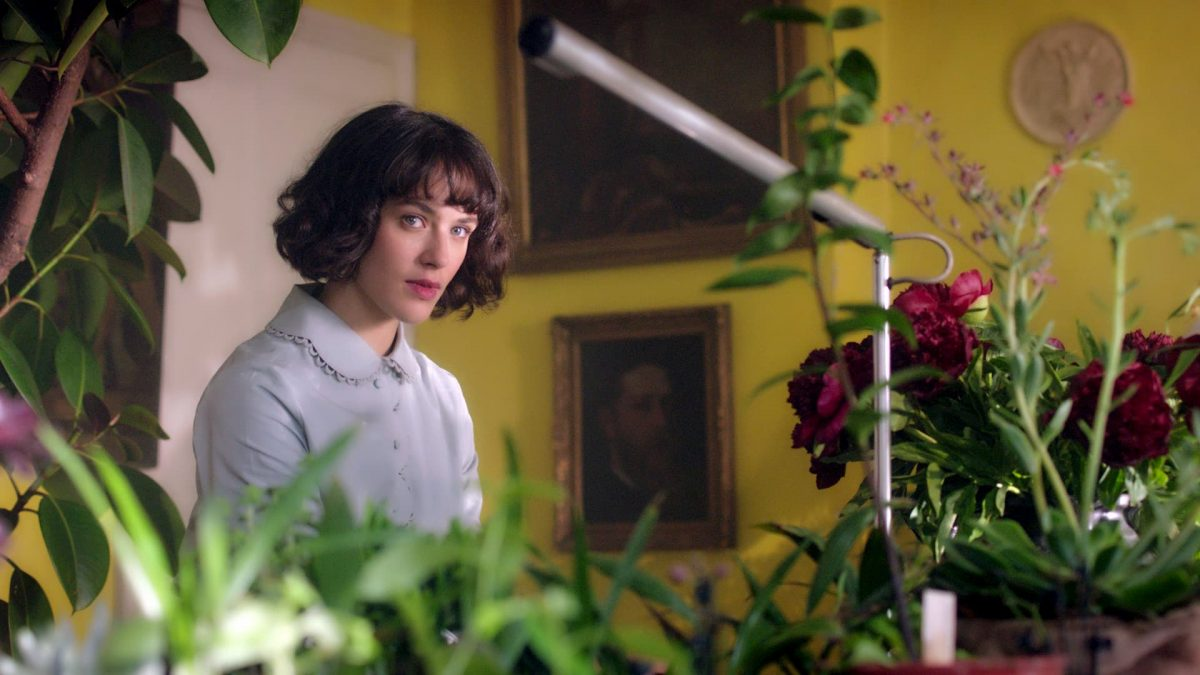 This Beautiful Fantastic (Simon Aboud, 2016), Samuel Goldwyn Films, UK, DCP, colour, sound, 87 minutes, Bella (Jessica Brown Findlay)