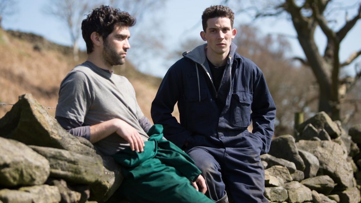 God's Own Country (Francis Lee, 2017), Picturehouse Entertainment, United Kingdom, 115 minutes, Gheorghe Ionescu (Alec Secareanu), Johnny Saxby (Josh O'Connor)