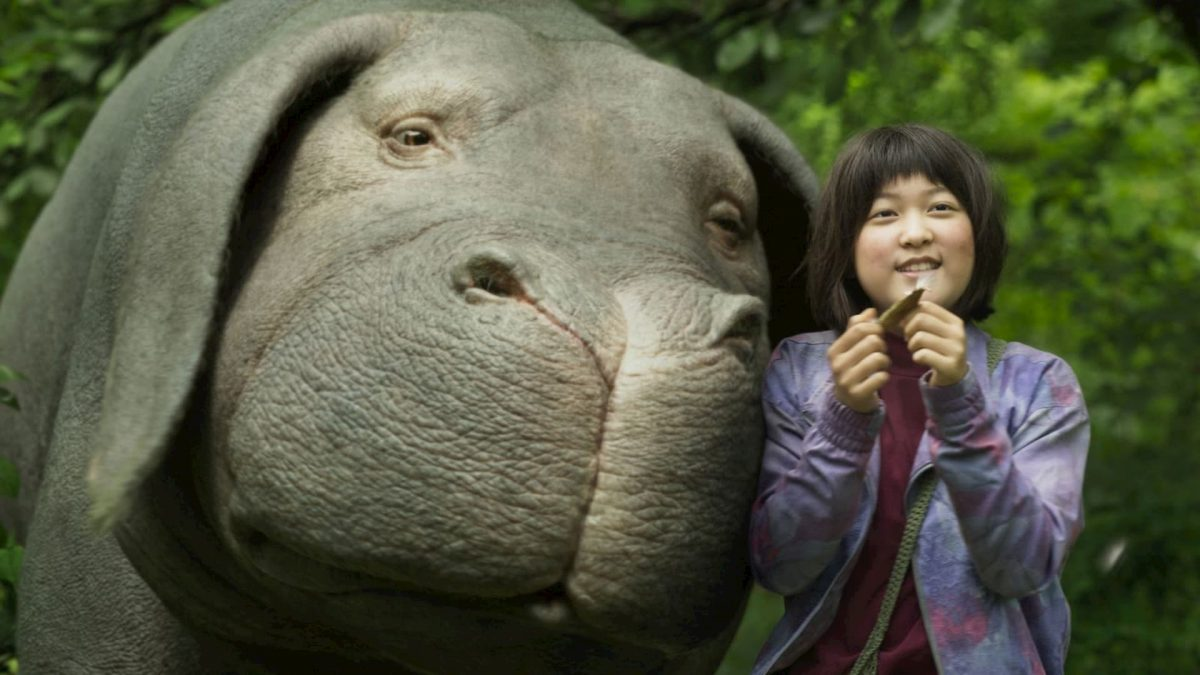 Okja (Bong Joon-ho, 2017), Netflix, South Korea / USA, 35mm, colour, sound 125 minutes