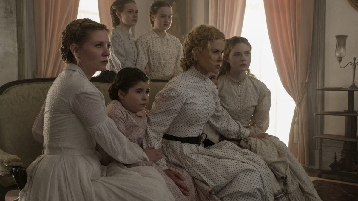 The Beguiled (Sofia Coppola, 2017), Universal Pictures, USA, 35 mm, colour, sound, 93 minutes