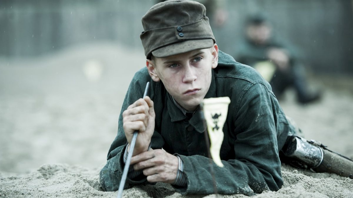 Land of Mine / Under sandet (Martin Zandvliet, 2015), Thunderbird Releasing, Germany & Denmark, DCP, 100 minutes