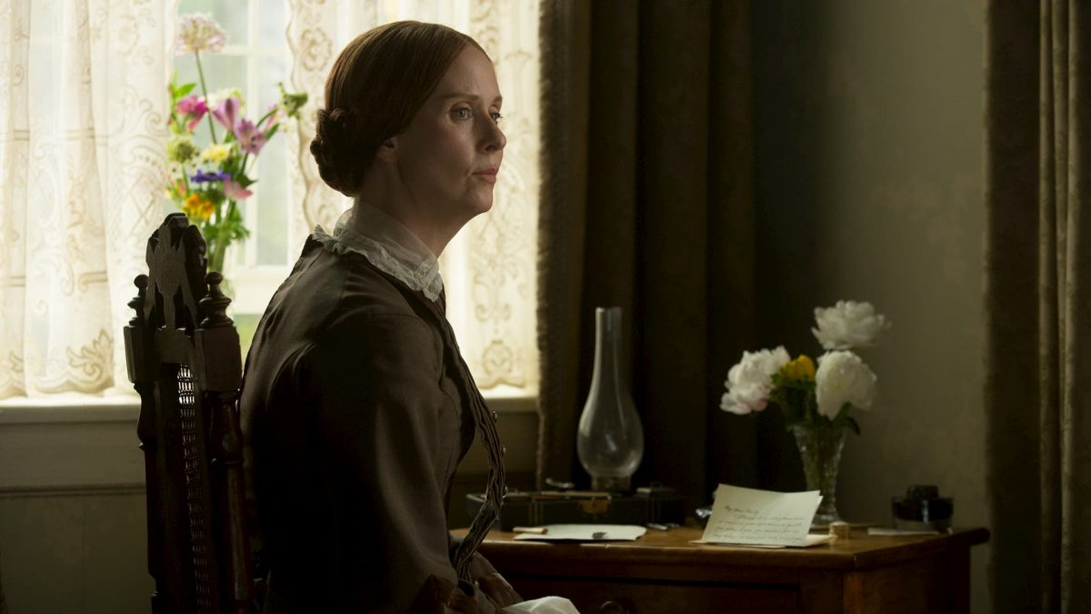A Quiet Passion (Terence Davies, 2016), Thunderbird Releasing, United Kingdom, DCP, colour, sound, 125 minutes, Emily Dickinson (Cynthia Nixon)