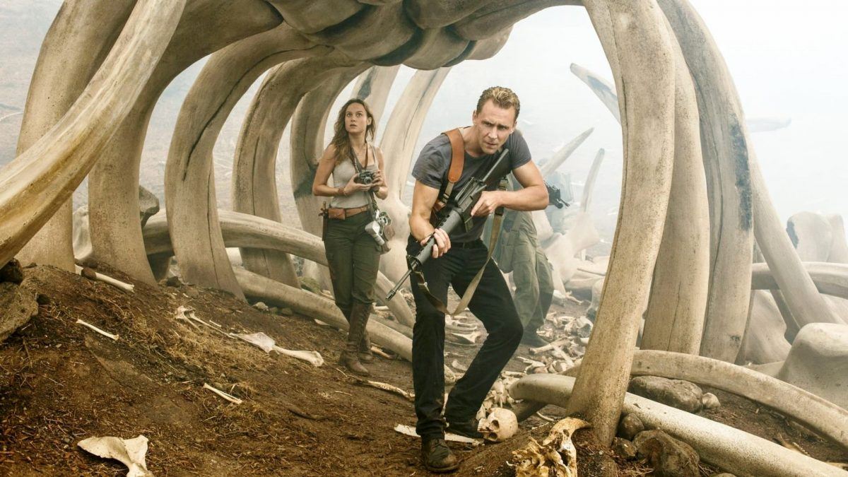 Kong: Skull Island (Jordan-Vogt Roberts, 2017), Warner Bros. , USA, 70 mm / D-Cinema, 118 minutes, James Conrad (Tom Hiddleston), Mason Weaver (Brie Larson)