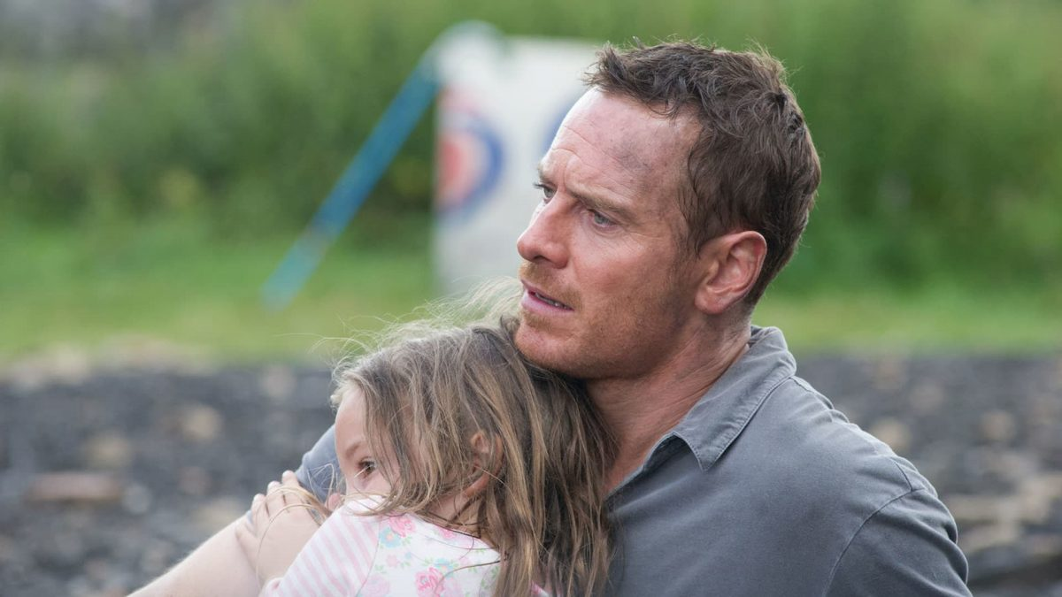 Trespass Against Us (Adam Smith, 2016), Lionsgate, UK / USA, DCP, 97 minutes, Chad Cutler (Michael Fassbender)