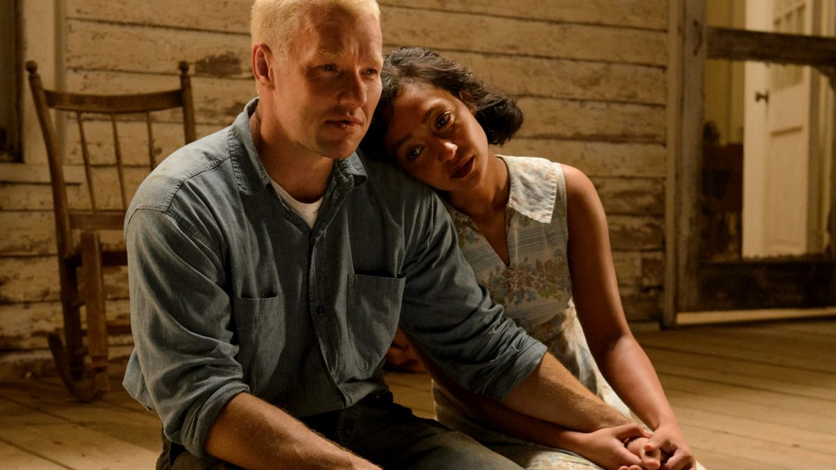 Loving (Jeff Nichols, 2016), Universal Pictures International , USA, D-Cinema, 120 minutes, Mildred (Ruth Negga), Richard (Joel Edgerton)