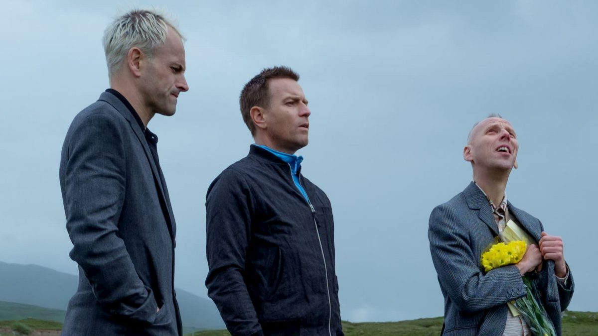 T2: Trainspotting (Danny Boyle, 2017), Sony Pictures Releasing, UK, D-Cinema, 117 minutes, Renton (Ewan McGregor), Simon (Jonny Lee Miller), Spud (Ewen Bremner)