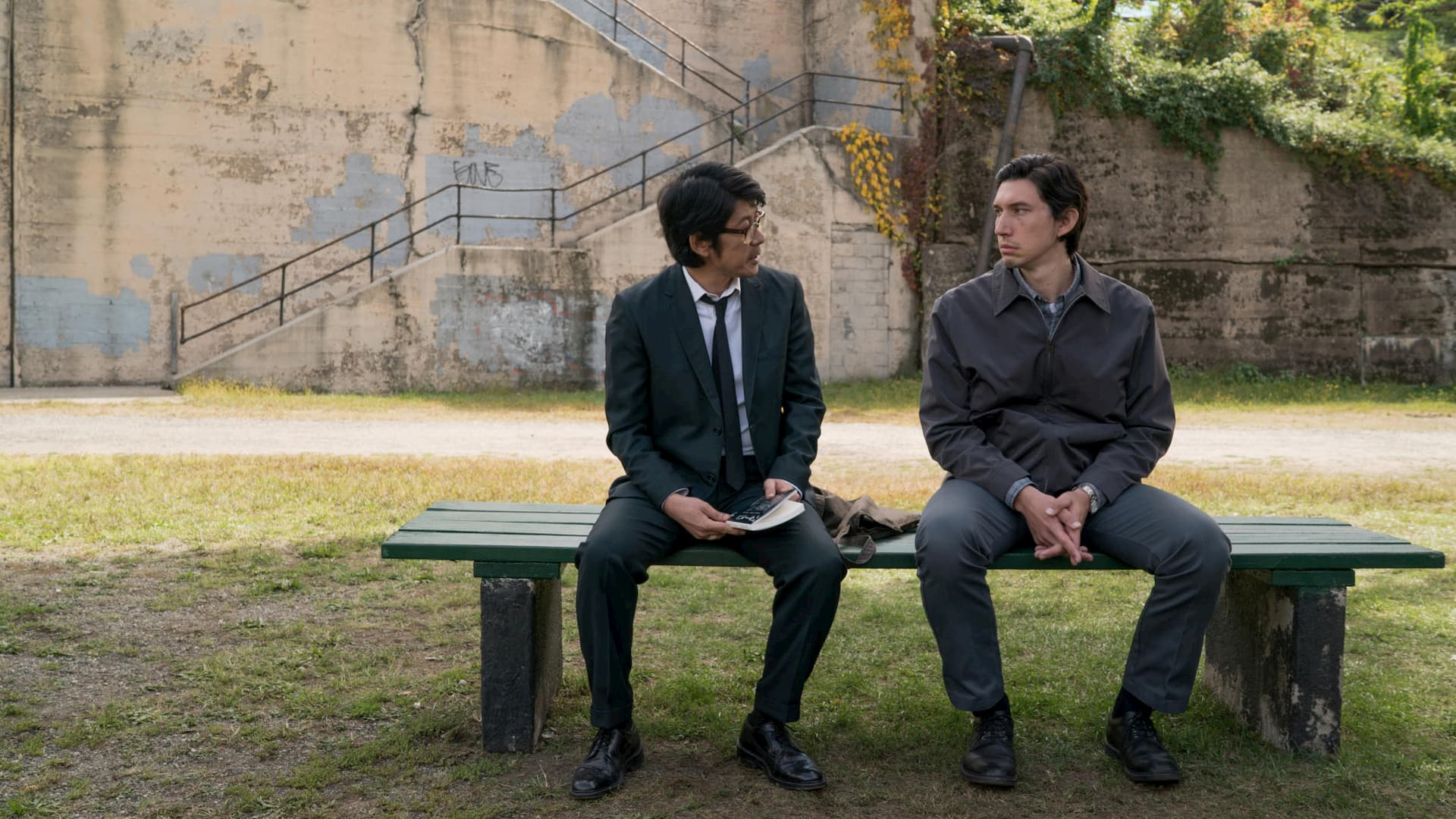 Paterson (Jim Jarmsuch, 2016), Soda Pictures, France / Germany / USA, colour, sound, 118 minutes