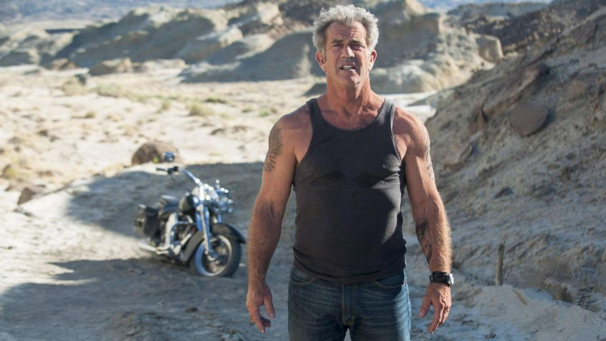 Blood Father (Jean-François Richet, 2016), Warner Bros., France, DCP, 88 minutes, Link (Mel Gibson)