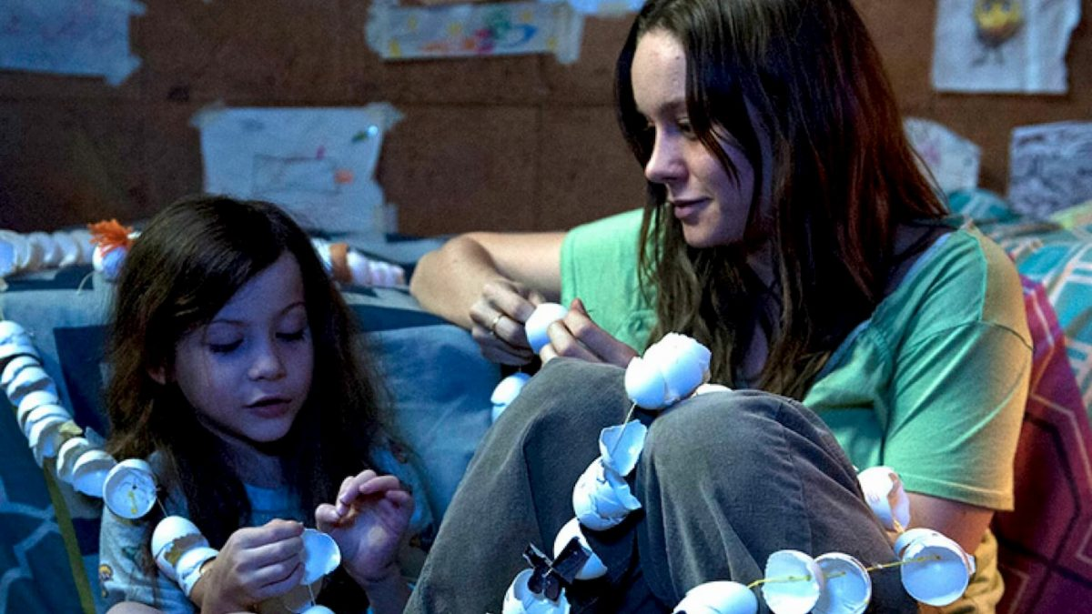 Room (Lenny Abrahamson, 2015), Universal Pictures, DCP, colour, sound, 118 minutes, Jack (Jacob Tremblay), Ma (Brie Larson)