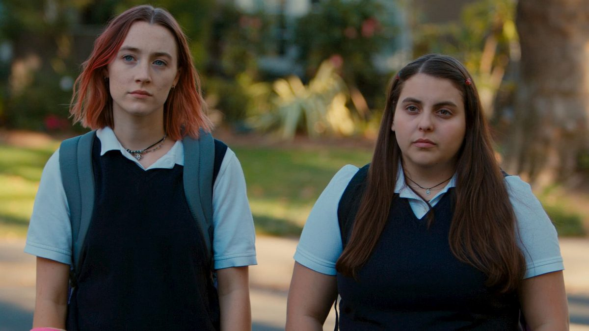 Lady Bird (Greta Gerwig, 2017), Universal Pictures International , USA, DCP, 94 minutes, Lady Bird McPherson (Saoirse Ronan)