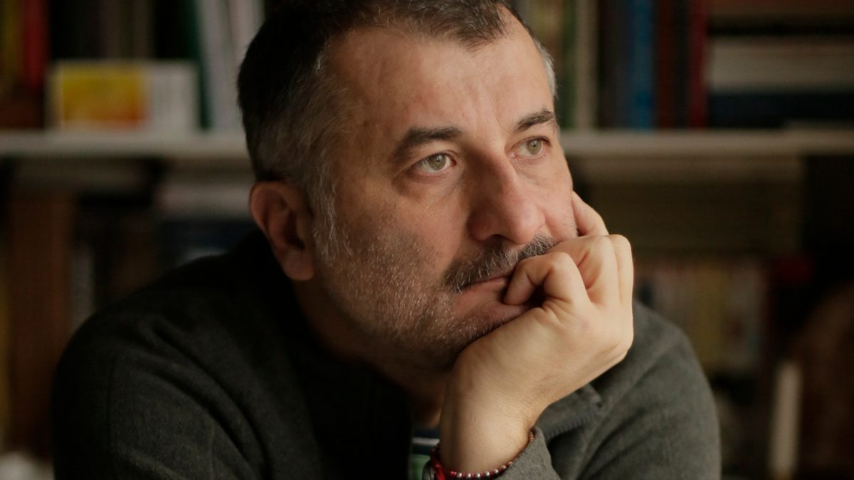 Cristi Puiu, Born 3 April 1967, Bucharest, Romania