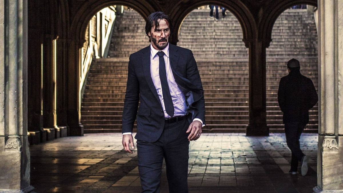 John Wick: Chapter 2 (Chad Stahelski, 2017), Warner Bros., USA, DCP, colour, sound, 122 minutes, John Wick (Keanu Reeves)