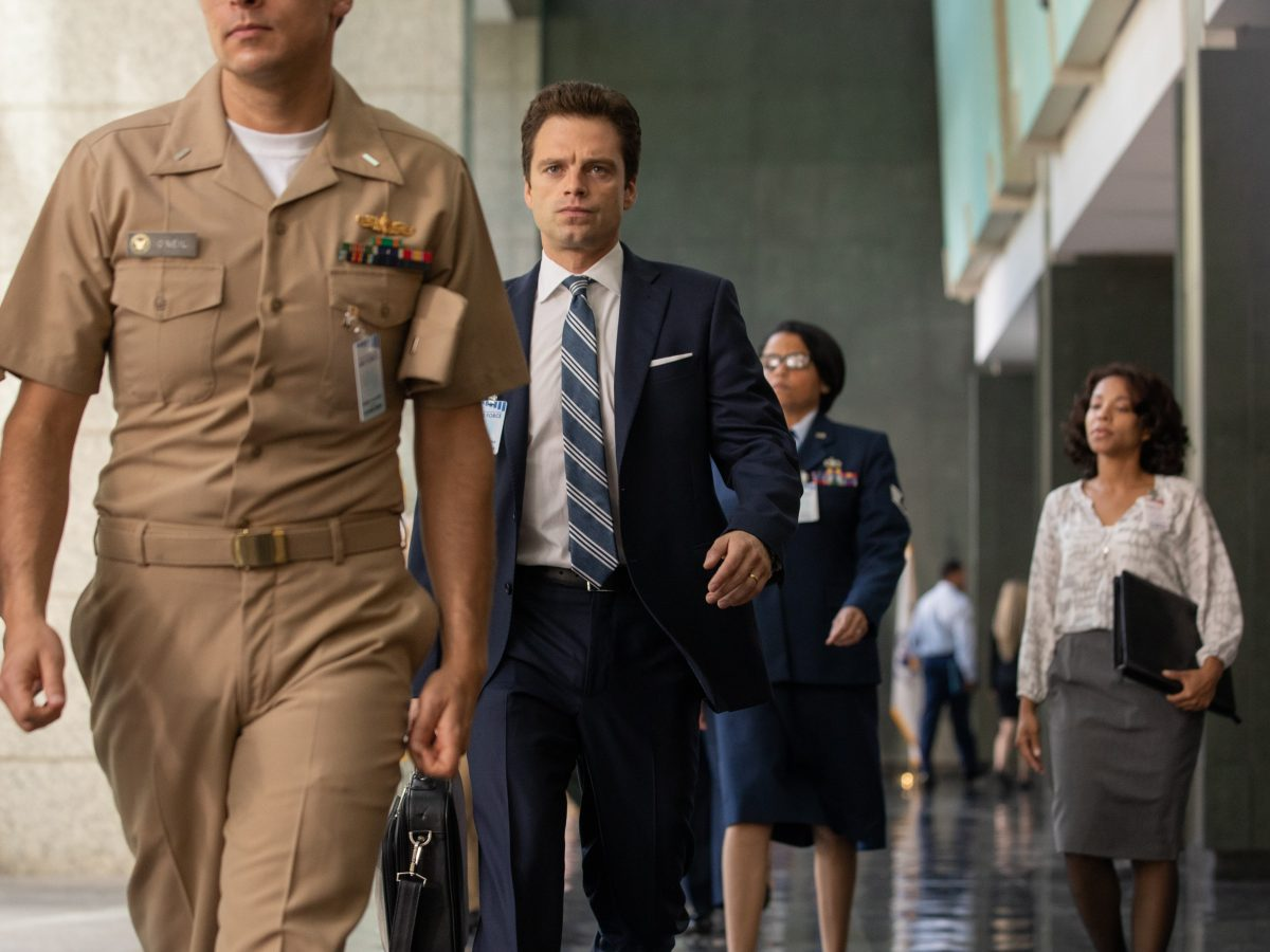 The Last Full Measure (Todd Robinson, 2019), Parkland Entertainment, USA, DCP, Colour, Sound, Scott Huffman (Sebastian Stan)
