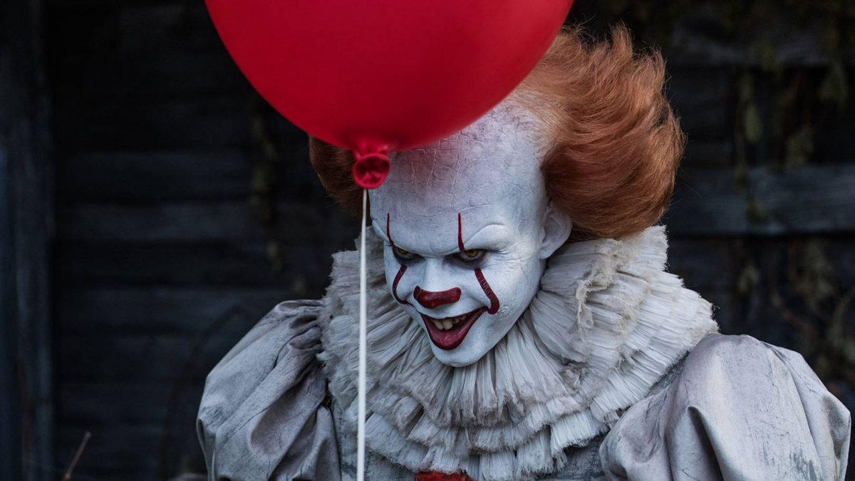 It (Andrés Muschietti, 2017), Warner Bros., USA, DCP, colour, sound, 135 minutes, Pennywise (Bill Skarsgård)