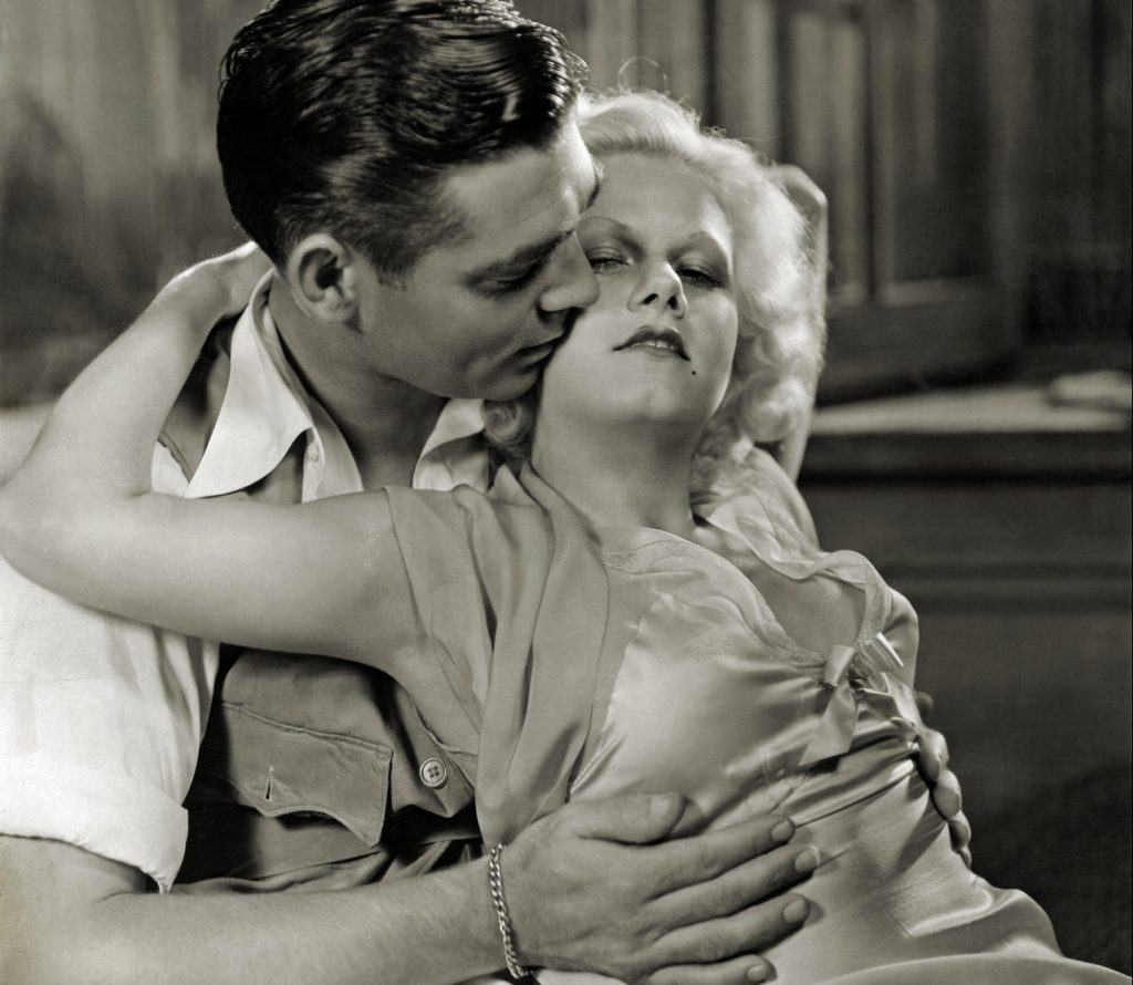 Red Dust (Victor Fleming, 1932), MGM, USA, 35mm, black and white, sound, 83 minutes, Dennis Carson (Clark Gable), Vantine (Jean Harlow)