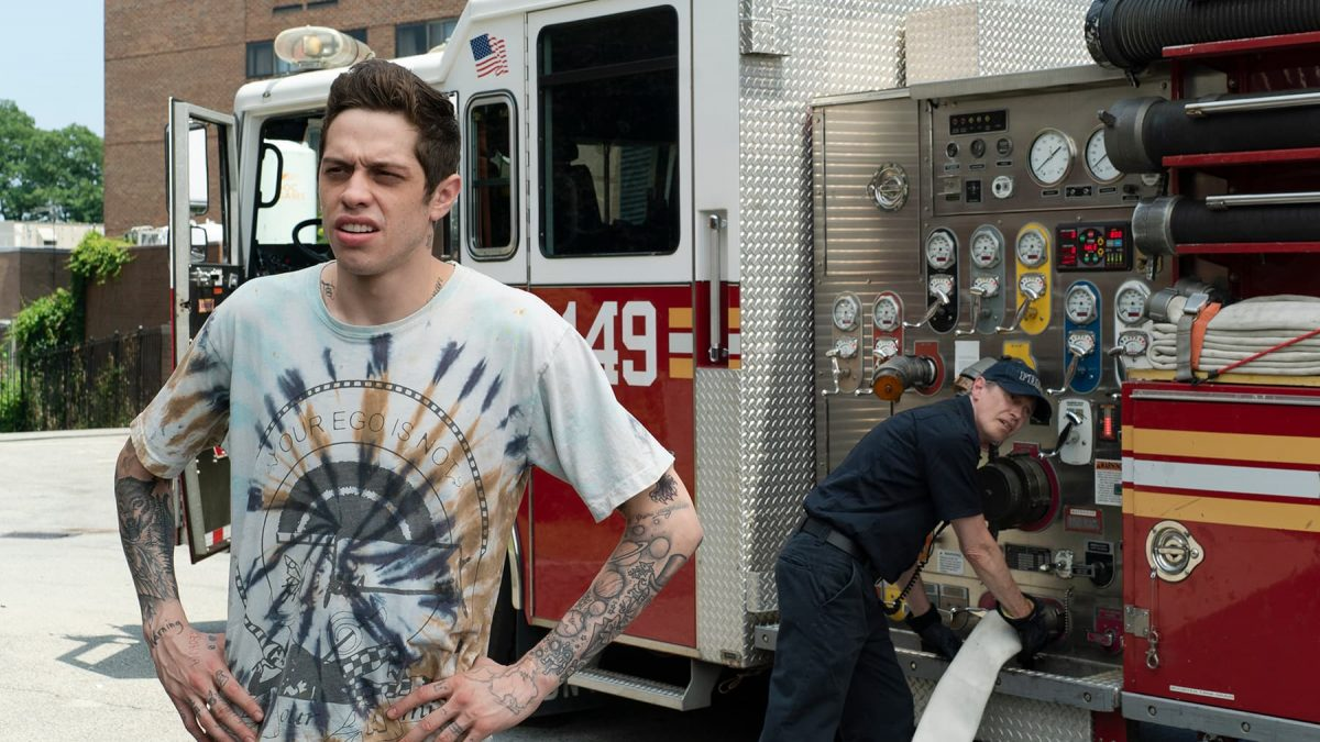 The King of Staten Island (Dir. Judd Apatow, 2020), Universal, USA, 35mm, colour, sound, 136 minutes, Scott Carlin (Pete Davidson)