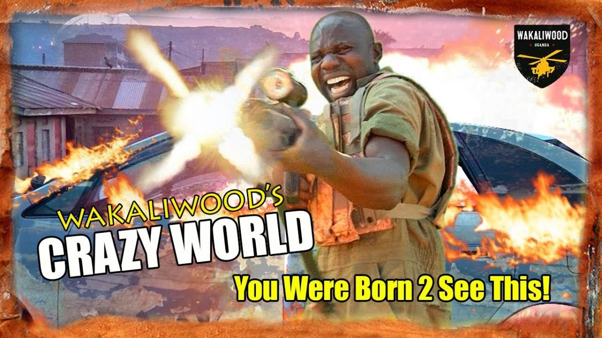 Crazy World (Nabwana I.G.G., 2019), Ramon Film Productions, Uganda, DCP, colour, sound, 65 minutes